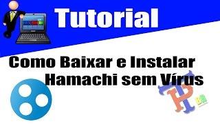 Como baixar e instalar Hamachi Sem virus