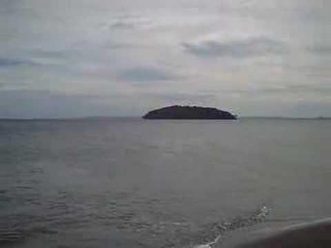 1-gigaquit beach