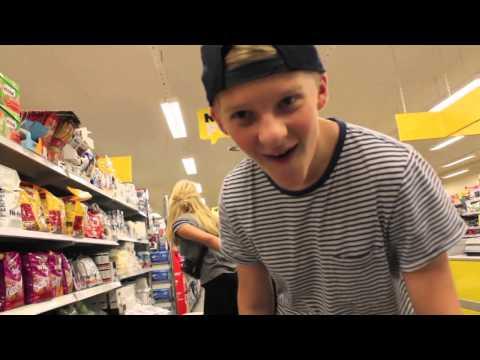 Efterskole vlog #1 - Pizza i Nørre Åby