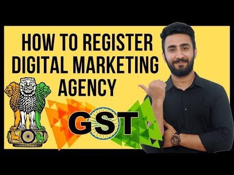 How To Register Digital Marketing Agency