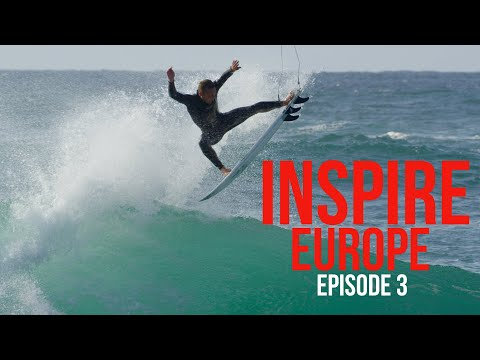 Parker Coffin Inspire Episode 3: Europe