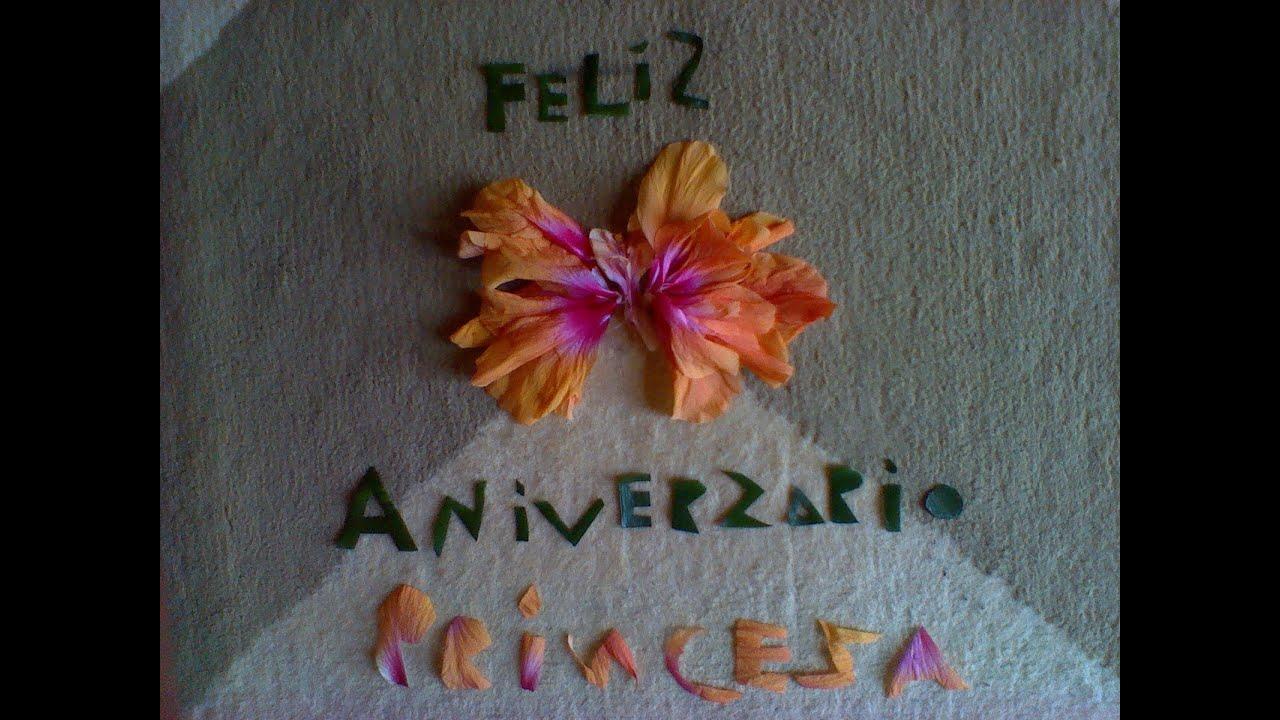 Beijo De Parabéns Para Sobrinha: Feliz Aniversario Para A Minha Sobrinha Querida