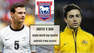 TOMMY SMITH V TOMMY OAR! Rugby World Cup final special