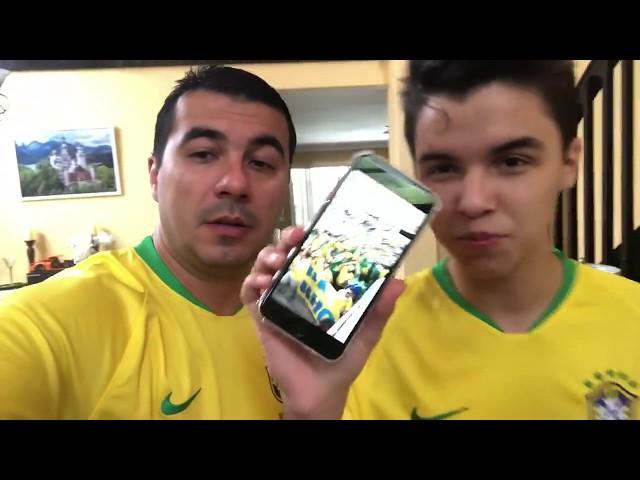 Como foi assistir o primeiro jogo do Brasil nos Estados Unidos - Luis Miranda conta tudo!