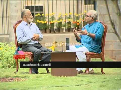 ISRO chairman Dr: K Radhakrishnan Exclusive interview