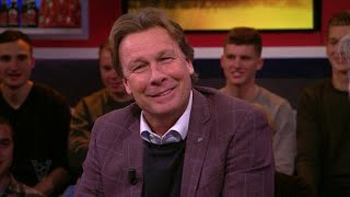 Hans Kraay jr. bedankt zichzelf  - VOETBAL INSIDE