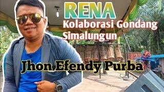 Gambar cover Lagu Dangdut RENA versi Gondang || Jhon Efendy Purba
