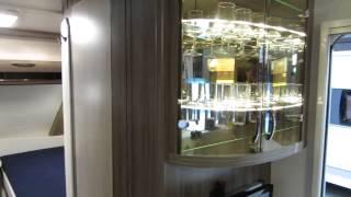 Snapvideo: Hobby De Luxe 540 UL (2014 model)