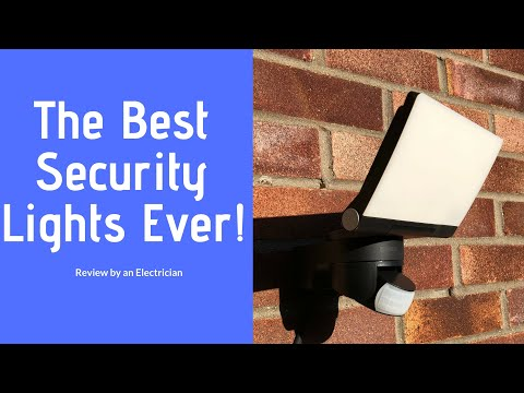The BEST Security Lights On The Market! Steinel XLED Home 2 Unboxing And Review
