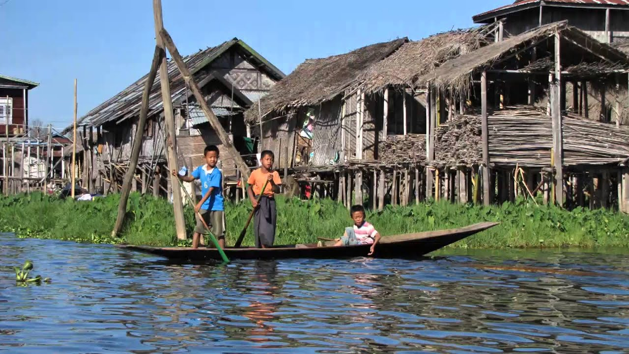 U Saw Birmania MYANMAR-Inle La...
