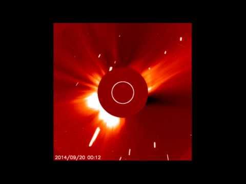 SOHO Satellite Camera  20 9 14.