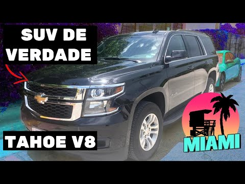 REVIEW 2019 CHEVROLET TAHOE V8 - ISSO SIM É FULL SIZE SUV! | Top Speed