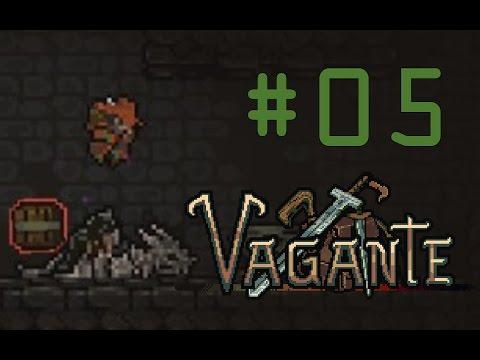 VAGANTE #5 - ROGUE - SECRET AXE TECHNIQUE!!!