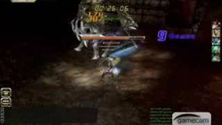 Cabal on line quest patren patren level 98 part 1