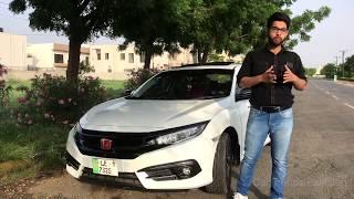 Honda Civic 1.5 Turbo Review