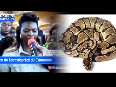 Témoignage effrayant : Envoûtée, elle a accouché un serpent avec 2 sexes/ CASARHEMA