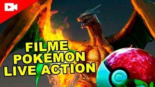 Pokémon vai ter filme Live Action?