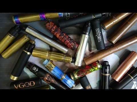 Tubes For Noobs | Beginners Guide To Mechanical Tube Mods | The Vaping Bogan