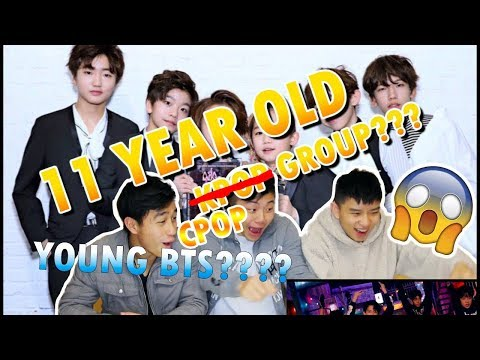 ASIAN AMERICANS REACT TO BOY STORY ENOUGH - 13 YEAR OLD CPOP/KPOP GROUP??? - 美國華裔第一次看BOY STORY有什麼反應?
