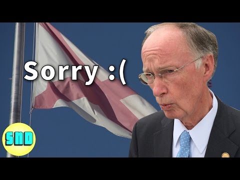 Exclusive Outtakes from Governor Robert Bentley's Apology Video