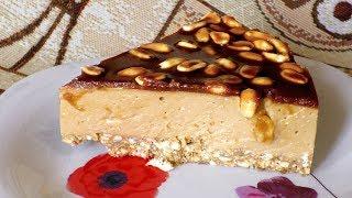 Вкусный карамельный торт без выпечки / Нежный крем и легкая сладость, то что нужно летом