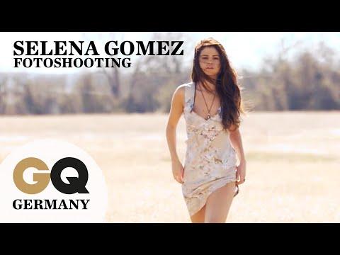 Sexy Fotoshoot mit Selena Gomez   GQ Behind The Scenes   fashion   bikini   interview