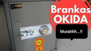 Review Brankas Murah Okida || Brankas Murah Harga 3 Juta'an