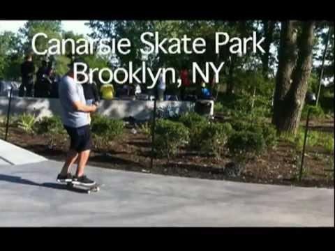 CANARSIE SKATEPARK Brooklyn Skate Session Montage