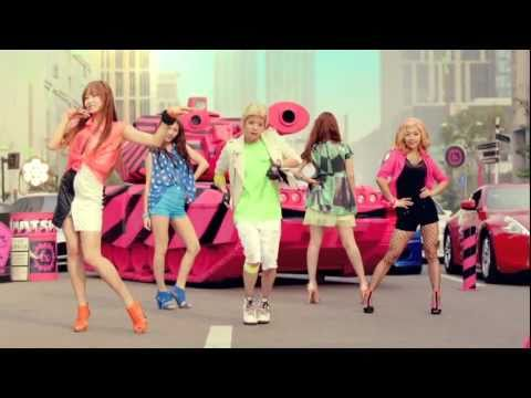 [MV HD] f(x) - Hot Summer (핫 썸머)