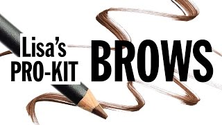 My Pro Kit - Eyebrow Products