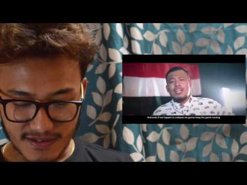 Reaction and Review of Manipur Rap Cypher 2017 - Official Music Video Release