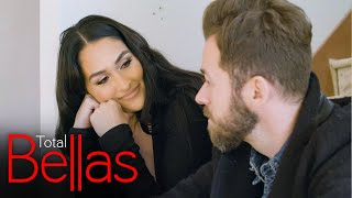 Artem surprises Nikki and makes it clear that family comes first: Total Bellas, Jan 28, 2021