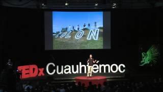 Acentuando -- ortografía e identidad | Pablo Zulaica | TEDxCuauhtemoc
