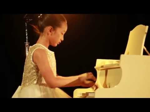Audrey Guo - Op.13 No.1 3rd Movt Kabalevsky (Able Music)