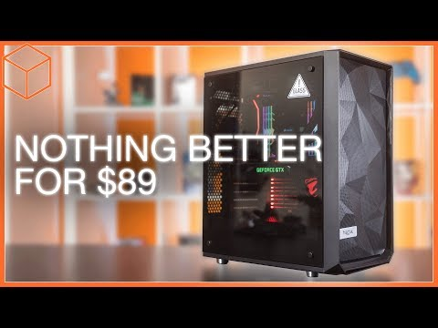 Fractal Design Meshify C Case Review