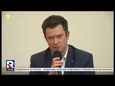 Konferencja, wyrzucani dziennikarze z TVP, za temat Smoleńsk cz.2 04.04.2018