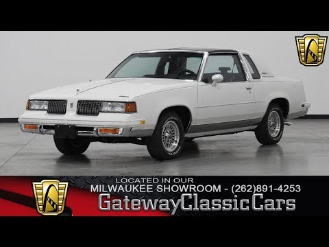 1988 Oldsmobile Cutlass - 609-MWK