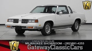 1988 Oldsmobile Cutlass - 609-MWK