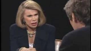 Growing up under Nixon; Paul Krugman; David Roche; Joan Rivers (April 26, 1994) | Charlie Rose