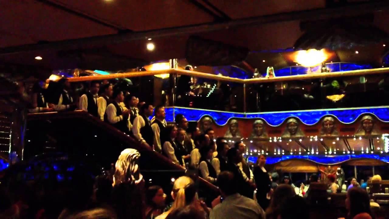 """You're Leaving On A Fun Ship"" - Carnival Glory - YouTube"