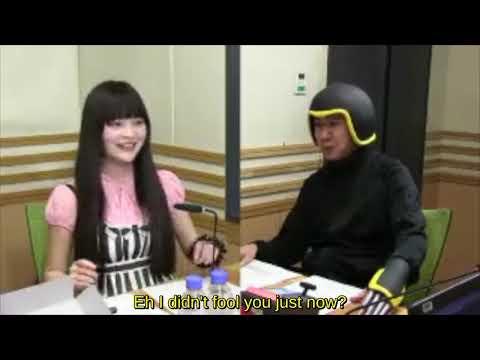 Sugita Tomokazu Teasing Uesaka Sumire On Lady Go!! #143 2014-06-23 Greduan Subs