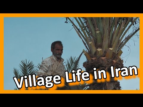 Iran - Garmeh village life