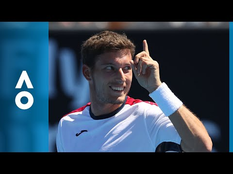 CPA Shot of the Day: Pablo Carreno Busta | Australian Open 2018