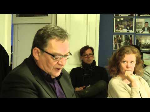 Kuupik Kleist IPC press conf. incl. EIR question, Jan. 14, 2013
