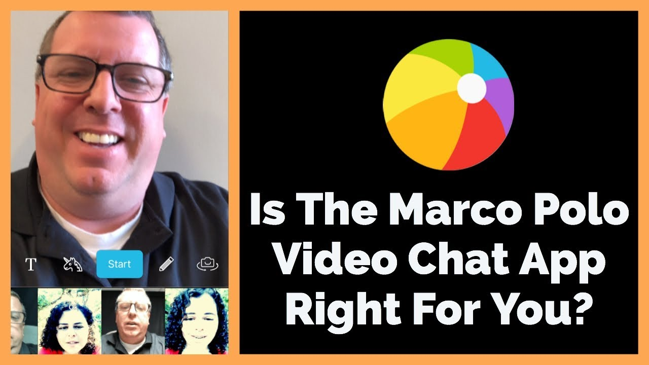 marco polo video chat