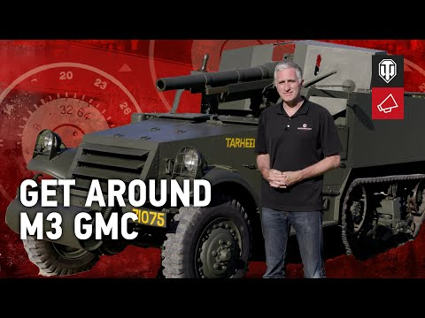 Download Inside The Chieftain's Hatch: M3 Gun Motor Carriage - World of Tanks