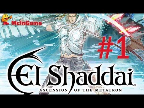 El Shaddai: Ascension of the Metatron - Gameplay ITA. - Walkthrough #1