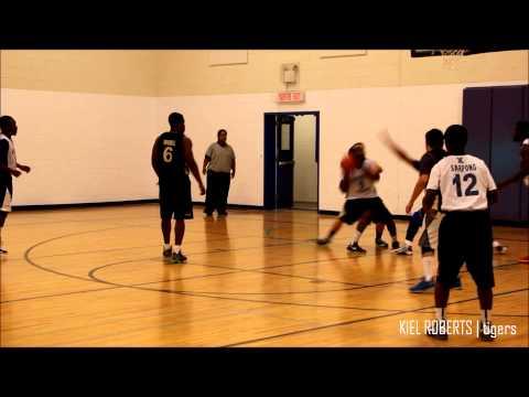 DBL | DYNASTY BASKETBALL LEAGUE - KIEL ROBERTS FACILITATES THE OFFENSE!