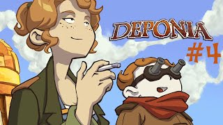 Deponia : The Complete Journey Ep.4 [Rediff LIVE] - Quartzall.
