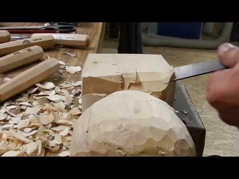 Sculpture Ronde Bosse partie 1